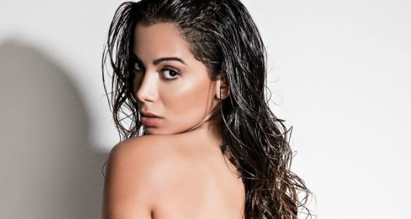 Anitta sexy face