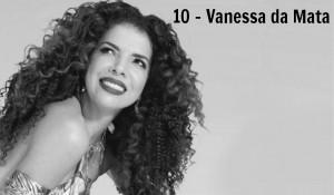 10 Vanessa da Mata