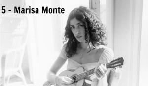 5 Marisa Monte