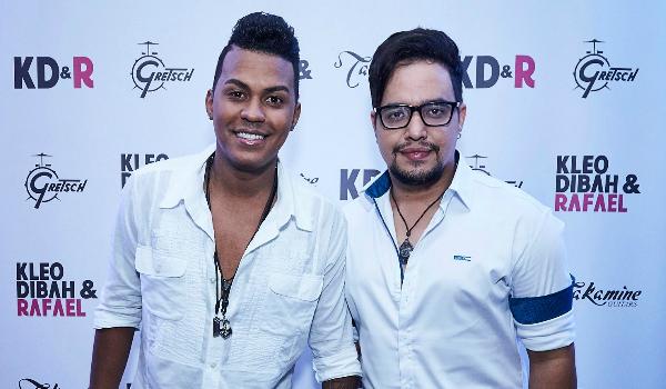Kleo Dibah e Rafael dest