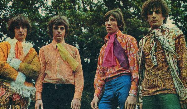 Pink Floyd dest