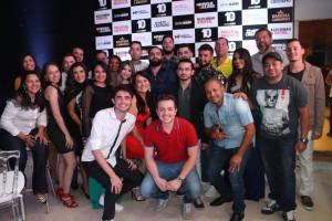 Equipe de profissionais da WorkShow