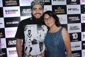 Henrique e sua mãe (Maria Tavares)