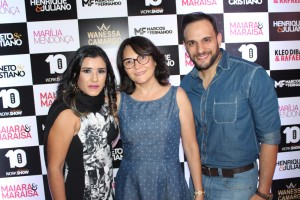 Danyella Soares, Maria Tavares e Felipe (Triplica)