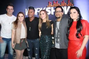 Maiara & Maraisa e Kleo Dibah & Rafael com Fernando e Wanessa Camargo