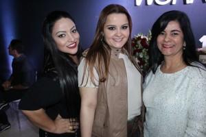 Rose Nogueira, Maiara e Viviane Rodrigues (Espetáculo)
