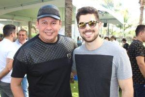Marcos Araújo e DJ Alok