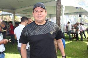 Marcos Araújo - Presidente da AudioMix