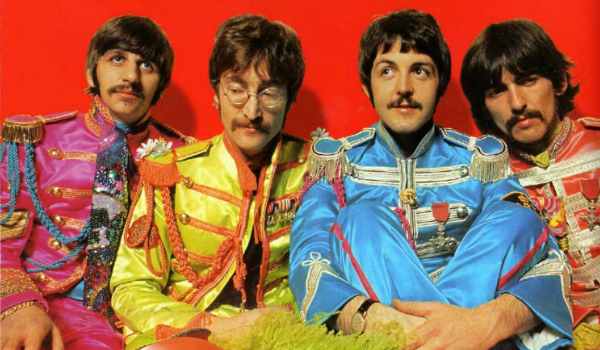 beatles - Sgt. Pepper's