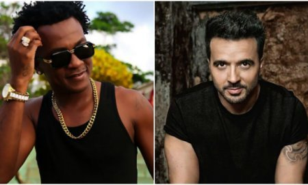 charly black e luis fonsi 1