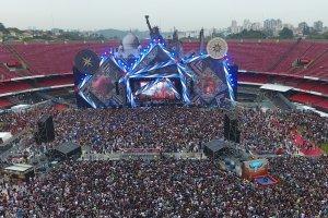VillaMix Festival São Paulo recebe 40 mil pessoas