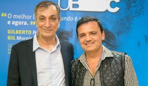 Antônio Cicero e Elias Muniz