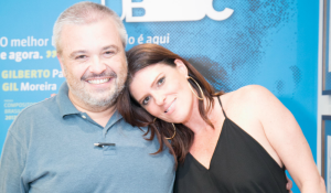 Depa Domingos Silva Neto e Mariana Daiho