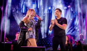Claudia Leitte e Wesley Safadão