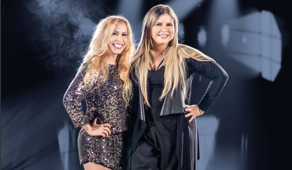 """Joelma e Marília Mendonça. Artista Goiana participa no novo single de Joelma, """"Perdeu A Razão"""""""