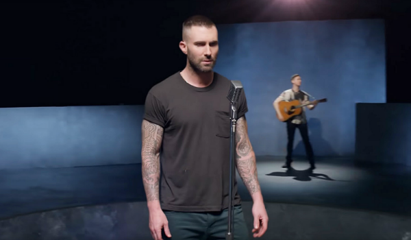 adam levine girls like u