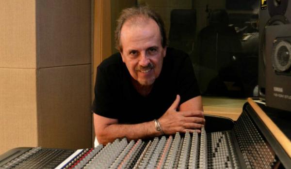 Marco Mazzola, produtor musical e idealizador da DMX
