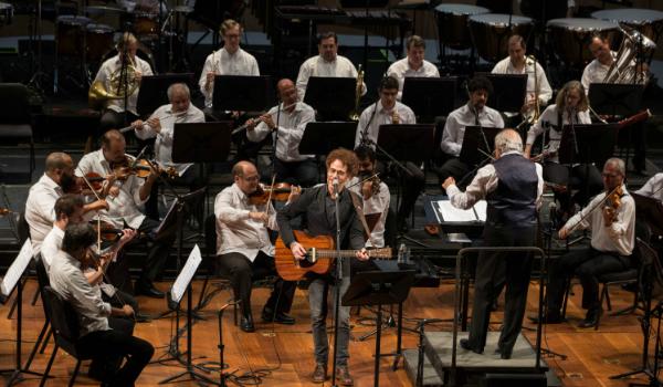 nando reis e orquestra