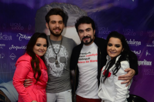 Maiara & Maraísa, Padre Fábio de Melo e Gustavo Mioto