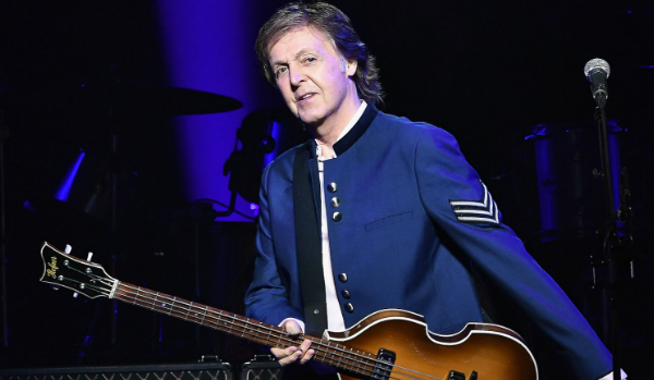 paul mccartney 2018