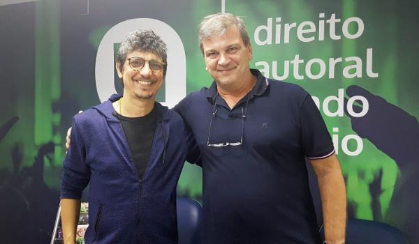 Pedro Luís e Gustavo Vianna