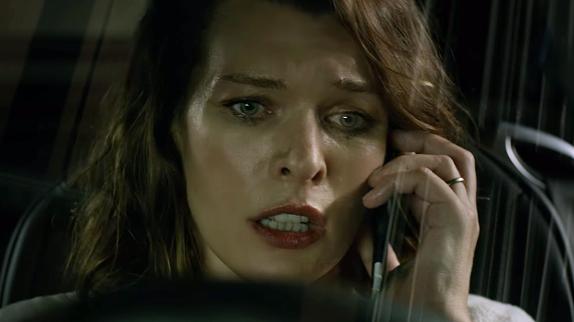 """Milla Jovovich no clipe de """"Withorwithout"""", de Parcels"""