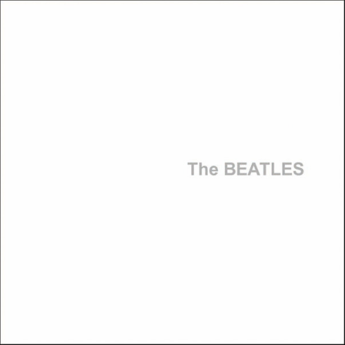 THE WHITE ALBUM - Beatles (1968)