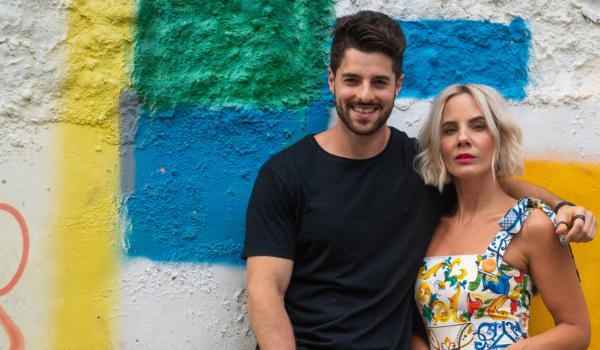 Alok e Ina Wroldsen | Foto: Jonathan Chabala/Divulgação