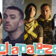 Lollapalooza 2019 terá Kendrick Lamar, Sam Smith, Twenty One Pilots e Arctic Monkeys | Arte: Redação