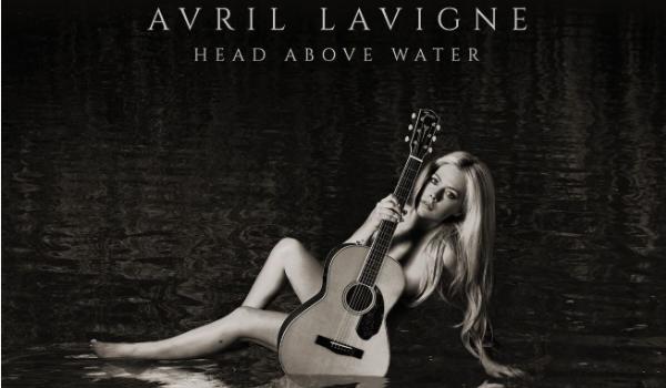 """Capa do disco """"Head Above Water"""", de Avril Lavigne"""