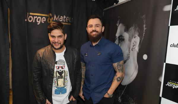 Jorge & Mateus | Foto: Ali Karakas/Divulgação