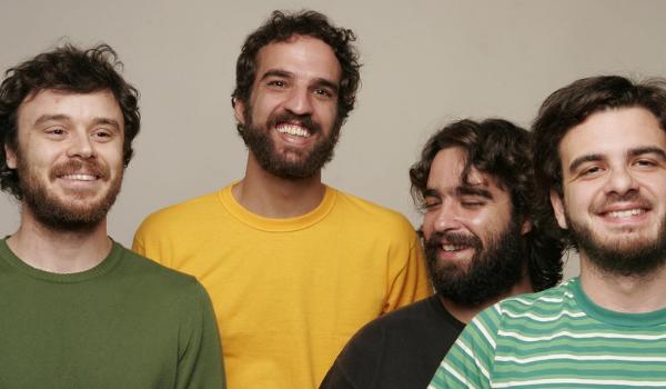 Los Hermanos | Foto: Divulgação