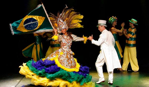 Carlinhos de Jesus e Cia de Dança | Foto: Wagner Carvalho/Divulgação