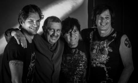 RPM: Dioy Pallone, Luiz Schiavon, Paulo Pagni  e Fernando Deluqui | Créditos: Divulgação