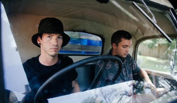 Josh Dun e Tyler Joseph, de Twenty One Pilots | Foto: ReelBearMedia