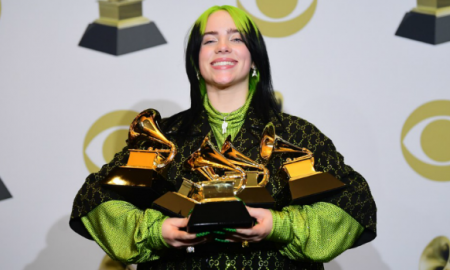 BILLIE GRAMMY