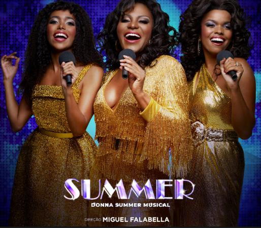 donna summer cartaz