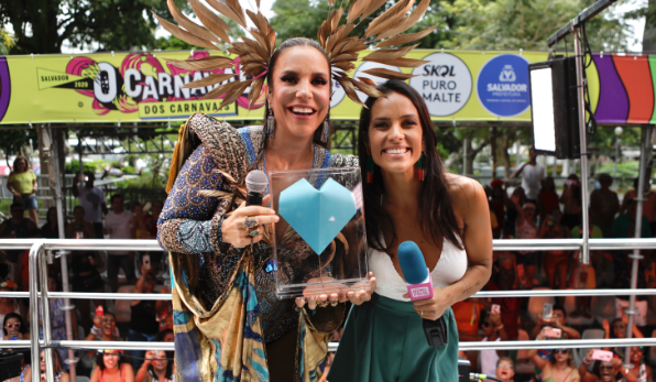 ivete troféu band folia
