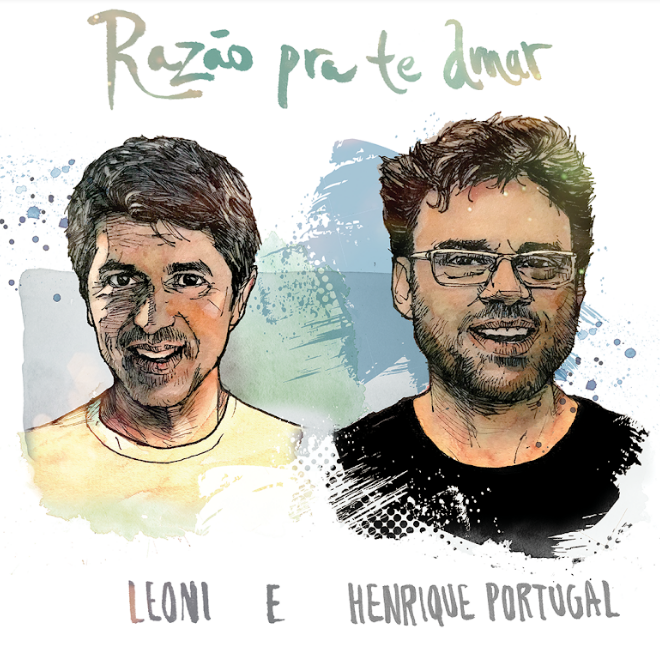 leone e henrique portugal capa